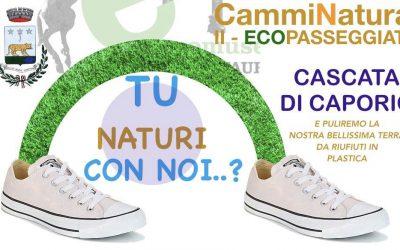 II – EcoPasseggiata. Cascata di Capo Rio
