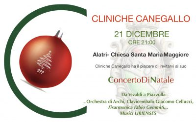 INCONTRI DIFFERENTI – Concerto di Natale 2019